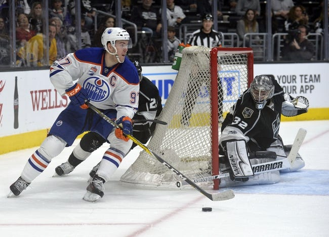 Edmonton Oilers vs. Los Angeles Kings - 1/2/18 NHL Pick, Odds, and Prediction