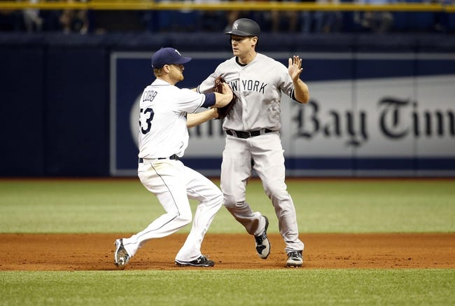 Tampa Bay Rays vs. New York Yankees 2017