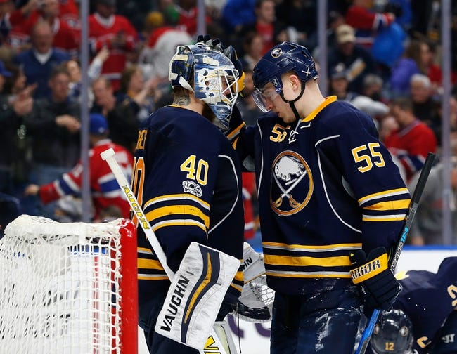 Buffalo Sabres vs. Montreal Canadiens - 10/5/17 NHL Pick, Odds, and Prediction