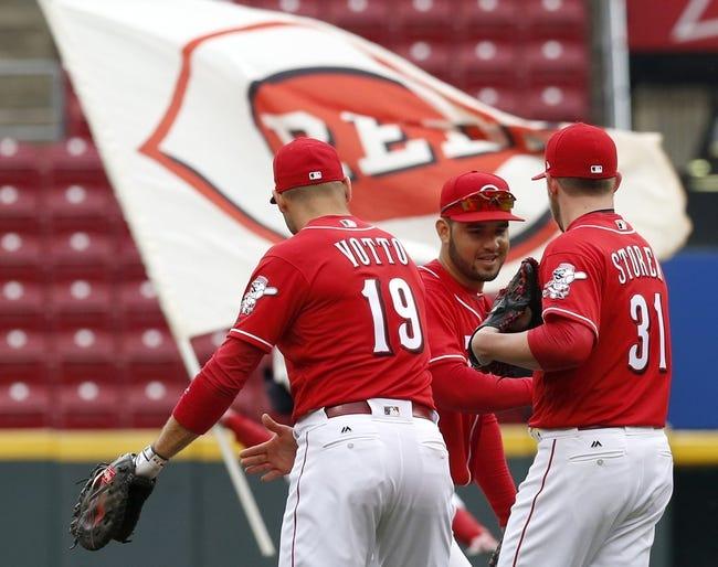 Phillies beat Reds on Joseph's walk-off RBI