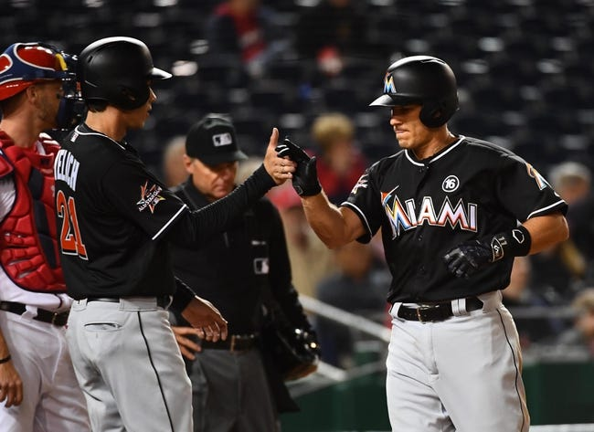 Miami Marlins vs. Washington Nationals - 6/19/17 MLB Pick, Odds, and Prediction