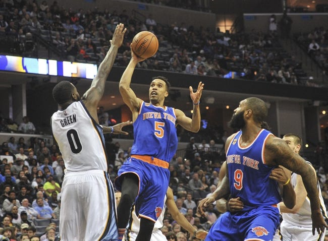 New York Knicks vs. Memphis Grizzlies - 12/6/17 NBA Pick, Odds, and Prediction