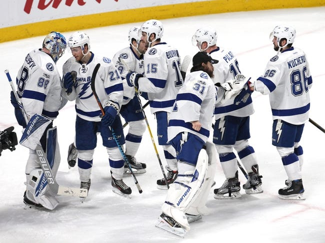 Tampa Bay Lightning vs. Montreal Canadiens - 12/28/17 NHL Pick, Odds, and Prediction