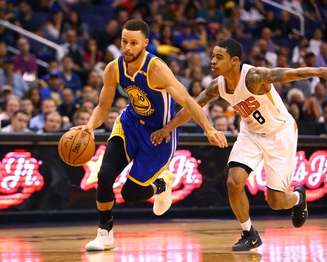 NBA | Phoenix Suns (18-39) at Golden State Warriors (43-13)