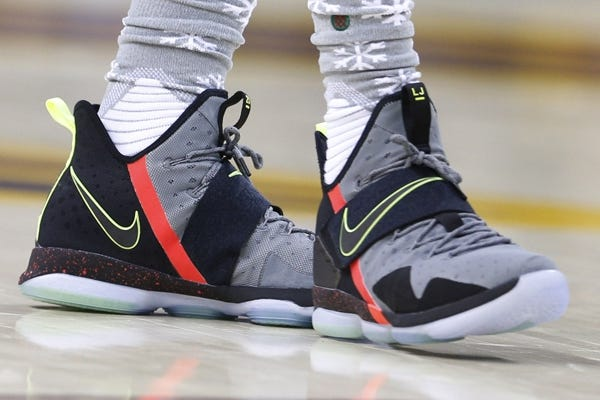 NBA players who have their own signature shoes | HoopsHype