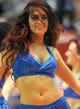 Apr 14, 2013; Philadelphia, PA, USA; Philadelphia 76ers dance team member performs during timeout against the Cleveland Cavaliers during the fourth quarter at the Wells Fargo Center. The 76ers defeated the Cavaliers, 91-77. Mandatory Credit: Eric Hartline-USA TODAY Sports