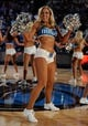 Apr 10, 2013; Dallas, TX, USA; The Dallas Mavericks dancers perform before the game between the Mavericks and the Phoenix Suns at the American Airlines Center. The Suns defeated the Mavericks 102-91. Mandatory Credit: Jerome Miron-USA TODAY Sports