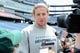 May 3, 2013; Foxboro, MA USA; New England Patriots rookie Zach Sudfeld talks with the media during rookie minicamp at Gillette Stadium. Mandatory Credit: Bob DeChiara-USA TODAY Sports