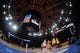 May 5, 2013; New York, NY, USA; A general view of game action during the first half of game one of the second round of the NBA Playoffs between the New York Knicks and Indiana Pacers. Pacers won the game 102-95. Mandatory Credit: Joe Camporeale-USA TODAY Sports