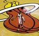 Jun 3, 2013; Miami, FL, USA;  Miami Heat shooting guard Dwyane Wade (3) dribbles the ball against the Indiana Pacers during the first quarter of game 7 of the 2013 NBA Eastern Conference Finals at American Airlines Arena. Mandatory Credit: Robert Mayer-USA TODAY Sports