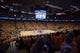 May 12, 2013; Oakland, CA, USA; General view of Oracle Arena during the tipoff in overtime in game four of the second round of the 2013 NBA Playoffs between the Golden State Warriors and the San Antonio Spurs. The Warriors defeated the Spurs 97-87 in overtime. Mandatory Credit: Kyle Terada-USA TODAY Sports