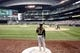 Jun 26, 2013; Seattle, WA, USA; Pittsburgh Pirates center fielder Andrew McCutchen (22) stands in the on deck circle against the Seattle Mariners during the third inning at Safeco Field. Mandatory Credit: Joe Nicholson-USA TODAY Sports