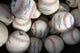Jun 28, 2013; Atlanta, GA, USA; Detailed view of a bag of baseballs during a game between the Atlanta Braves and  Arizona Diamondbacks in the third inning at Turner Field. Mandatory Credit: Brett Davis-USA TODAY Sports