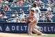 Jul 7, 2013; Bronx, NY, USA;  New York Yankees shortstop Eduardo Nunez (26) safe at first as Baltimore Orioles first baseman Chris Davis (19) waits for the ball during the fourth inning at Yankee Stadium. Baltimore Orioles won 2-1.  Mandatory Credit: Anthony Gruppuso-USA TODAY Sports