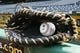 Jul 9, 2013; Pittsburgh, PA, USA; A glove and ball sits on the dugout rail before the Pittsburgh Pirates host the Oakland Athletics in an inter-league contest at PNC Park. The Oakland Athletics won 2-1. Mandatory Credit: Charles LeClaire-USA TODAY Sports