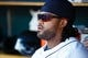July 13, 2013; Detroit, MI, USA; Detroit Tigers first baseman Prince Fielder (28) in the dugout before the game against the Texas Rangers at Comerica Park. Mandatory Credit: Rick Osentoski-USA TODAY Sports