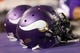 Aug 9, 2013; Minneapolis, MN, USA; A general view of Minnesota Vikings helmets during the second half against the Houston Texans at the Metrodome. The Texans won 27-13.Mandatory Credit: Jesse Johnson-USA TODAY Sports
