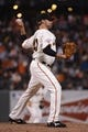July 9, 2013; San Francisco, CA, USA; San Francisco Giants relief pitcher Jeremy Affeldt (41) throws to first base on a pick-off attempt during the eighth inning against the New York Mets at AT&T Park. The Mets defeated the Giants 10-6. Mandatory Credit: Kyle Terada-USA TODAY Sports