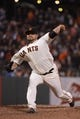 July 9, 2013; San Francisco, CA, USA; San Francisco Giants relief pitcher Jose Mijares (50) delivers a pitch during the eighth inning against the New York Mets at AT&T Park. The Mets defeated the Giants 10-6. Mandatory Credit: Kyle Terada-USA TODAY Sports