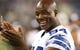 Aug 29, 2013; Arlington, TX, USA; Dallas Cowboys defensive DeMarcus Ware (94) on the sidelines during the second half against the Houston Texans at AT&T Stadium. Mandatory Credit: Matthew Emmons-USA TODAY Sports