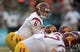 Aug 29, 2013; Honolulu, HI, USA; Southern California Trojans quarterback Cody Kessler (6) takes the snap against the Hawaii Rainbow Warriors at Aloha Stadium. Mandatory Credit: Kirby Lee-USA TODAY Sports