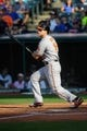 Sep 2, 2013; Cleveland, OH, USA; Baltimore Orioles first baseman Chris Davis (19) at bat against the Cleveland Indians at Progressive Field. Mandatory Credit: Ken Blaze-USA TODAY Sports