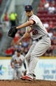 Sep 4, 2013; Cincinnati, OH, USA; St. Louis Cardinals starting pitcher Shelby Miller (40) throws against the Cincinnati Reds in the first inning at Great American Ball Park. Mandatory Credit: David Kohl-USA TODAY Sports
