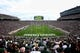 Sep 7, 2013; East Lansing, MI, USA; General view of Spartan Stadium in game between the Michigan State Spartans and the South Florida Bulls during the first half at Spartan Stadium. Mandatory Credit: Mike Carter-USA TODAY Sports