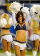 Sep 9, 2013; San Diego, CA, USA; San Diego Chargers cheerleaders perform during the second half against the Houston Texans at Qualcomm Stadium. Mandatory Credit: Christopher Hanewinckel-USA TODAY Sports