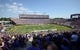 Sep 14, 2013; Greenville, NC, USA; A general view of Dowdy-Ficklen Stadium during the game between the East Carolina Pirates and Virginia Tech Hokies. Mandatory Credit: Rob Kinnan-USA TODAY Sports