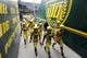 Sep 14, 2013; Eugene, OR, USA; Oregon Ducks players walk through the tunnel before the game against the Tennessee Volunteers at Autzen Stadium. Mandatory Credit: Scott Olmos-USA TODAY Sports