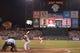 September 6, 2013; San Francisco, CA, USA; San Francisco Giants starting pitcher Yusmeiro Petit (52) delivers a pitch to Arizona Diamondbacks third baseman Eric Chavez (12) during the ninth inning at AT&T Park. The Giants defeated the Diamondbacks 3-0. Mandatory Credit: Kyle Terada-USA TODAY Sports