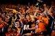 Sep 16, 2013; Cincinnati, OH, USA; Cincinnati Bengals fans against the Pittsburgh Steelers at Paul Brown Stadium. Mandatory Credit: Andrew Weber-USA TODAY Sports