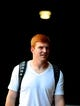 Sep 16, 2013; Cincinnati, OH, USA; Cincinnati Bengals quarterback Andy Dalton (14) prior to the game against the Pittsburgh Steelers at Paul Brown Stadium. Mandatory Credit: Andrew Weber-USA TODAY Sports