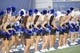 Sep 21, 2013; Memphis, TN, USA; Memphis Tigers cheerleaders before the game against the Arkansas State Red Wolves at Liberty Bowl Memorial. Mandatory Credit: Justin Ford-USA TODAY Sports