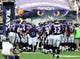 Sep 22, 2013; Baltimore, MD, USA; Baltimore Ravens linebacker Daryl Smith (51) is introduced prior to the game against the Houston Texans at M&T Bank Stadium. Mandatory Credit: Evan Habeeb-USA TODAY Sports
