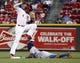 Sep 24, 2013; Cincinnati, OH, USA; New York Mets left fielder Eric Young Jr. (22) safely steals second under Cincinnati Reds second baseman Brandon Phillips (4) in the first inning at Great American Ball Park. Mandatory Credit: David Kohl-USA TODAY Sports