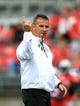 Sep 21, 2013; Columbus, OH, USA; Ohio State Buckeyes head coach Urban Meyer against Florida A&M Rattlers at Ohio Stadium. Mandatory Credit: Andrew Weber-USA TODAY Sports