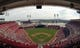 Sep 25, 2013; Cincinnati, OH, USA; Great American Ball Park during a game with the New York Mets and the Cincinnati Reds. Mandatory Credit: David Kohl-USA TODAY Sports