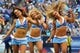 Sep 29, 2013; Nashville, TN, USA; Tennessee Titans cheerleaders perform during a time out in a game against the New York Jets during the first half at LP Field. The Titans beat the Jets 38-13. Mandatory Credit: Don McPeak-USA TODAY Sports