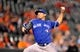 Sep 25, 2013; Baltimore, MD, USA; Toronto Blue Jays starting pitcher Ricky Romero (24) throws in the eighth inning against the Baltimore Orioles at Oriole Park at Camden Yards. The Orioles defeated the Blue Jays 9-5. Mandatory Credit: Joy R. Absalon-USA TODAY Sports