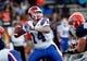 Oct 5, 2013; El Paso, TX, USA; Louisiana Tech Bulldogs quarterback Ryan Higgins (14) drops back to pass against the UTEP Miners at Sun Bowl Stadium. Mandatory Credit: Ivan Pierre Aguirre-USA TODAY Sports