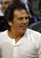Oct 10, 2013; Auburn Hills, MI, USA; Detroit Pistons owner Tom Gores after the game against the Miami Heat at The Palace of Auburn Hills. Heat beat the Pistons 112-107. Mandatory Credit: Raj Mehta-USA TODAY Sports