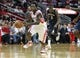 Oct 5, 2013; Houston, TX, USA; Houston Rockets point guard Patrick Beverley (2) drives the ball during the fourth quarter against the New Orleans Pelicans at Toyota Center. Mandatory Credit: Troy Taormina-USA TODAY Sports