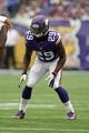 Sep 22, 2013; Minneapolis, MN, USA; Minnesota Vikings cornerback Xavier Rhodes (29) against the Cleveland Browns at Mall of America Field at H.H.H. Metrodome. The Browns defeated the Vikings 31-27. Mandatory Credit: Brace Hemmelgarn-USA TODAY Sports