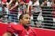 Sep 15, 2013; Phoenix, AZ, USA; Arizona Cardinals free safety Rashad Johnson (26) during the game against the Detroit Lions at University of Phoenix Stadium. Mandatory Credit: Matt Kartozian-USA TODAY Sports