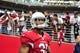 Sep 15, 2013; Phoenix, AZ, USA; Arizona Cardinals cornerback Justin Bethel (31) during the game against the Detroit Lions at University of Phoenix Stadium. Mandatory Credit: Matt Kartozian-USA TODAY Sports