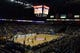 Oct 8, 2013; Ontario, CA, USA; General view of the Citizens Business Bank Arena during the NBA preseason game between the Denver Nuggets and the Los Angeles Lakers. Mandatory Credit: Kirby Lee-USA TODAY Sports