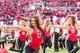 Oct 12, 2013; Salt Lake City, UT, USA; The Utah Utes spirit squad performs prior to a game against the Stanford Cardinal at Rice-Eccles Stadium. Utah defeated Stanford 27-21. Mandatory Credit: Russ Isabella-USA TODAY Sports