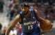 Oct 24, 2013; Auburn Hills, MI, USA; Minnesota Timberwolves small forward Corey Brewer (13) dribbles the ball during the second quarter against the Detroit Pistons at The Palace of Auburn Hills. Mandatory Credit: Raj Mehta-USA TODAY Sports